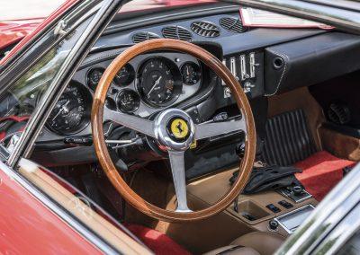 Photo by John Flandrick inside ferrari car-03777